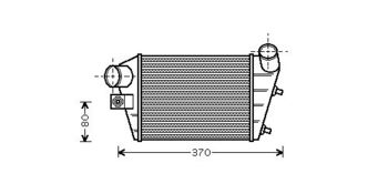 intercooler 1.9 JTD