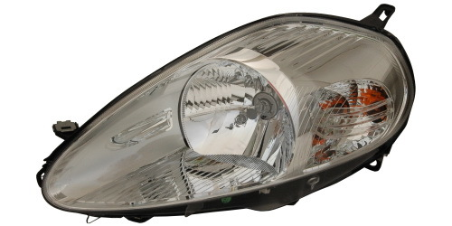 Fiat Punto grande 1.3 MultiJet světlo přední levé L orig.