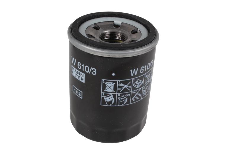 Fiat 500 1.4 16V MPI filtr olejový