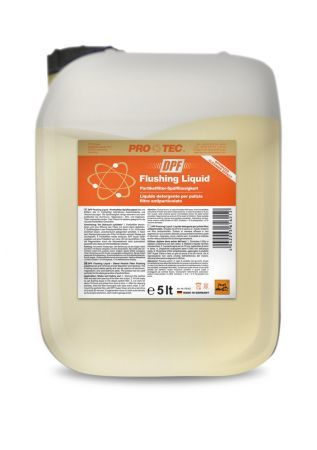 Fiat Scudo 2007- 1.6 JTD 90HP přípravek pro vyčištění filtrů pevných částic DPF 5 L