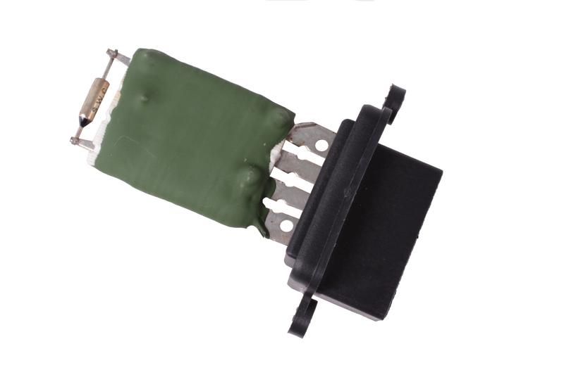 Fiat Idea 1.3 MultiJet odpor ventilátoru topení