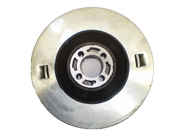Fiat Idea 1.9 8V JTD 100HP Řemenice klikové hřídele